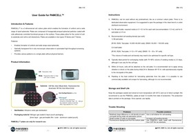 PAMCELL™ Manual (Ver. 3.1)